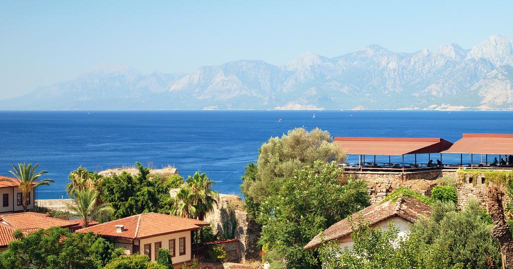 Wetter Antalya März