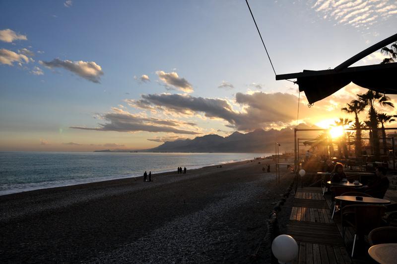 Das Wetter in Antalya im Januar