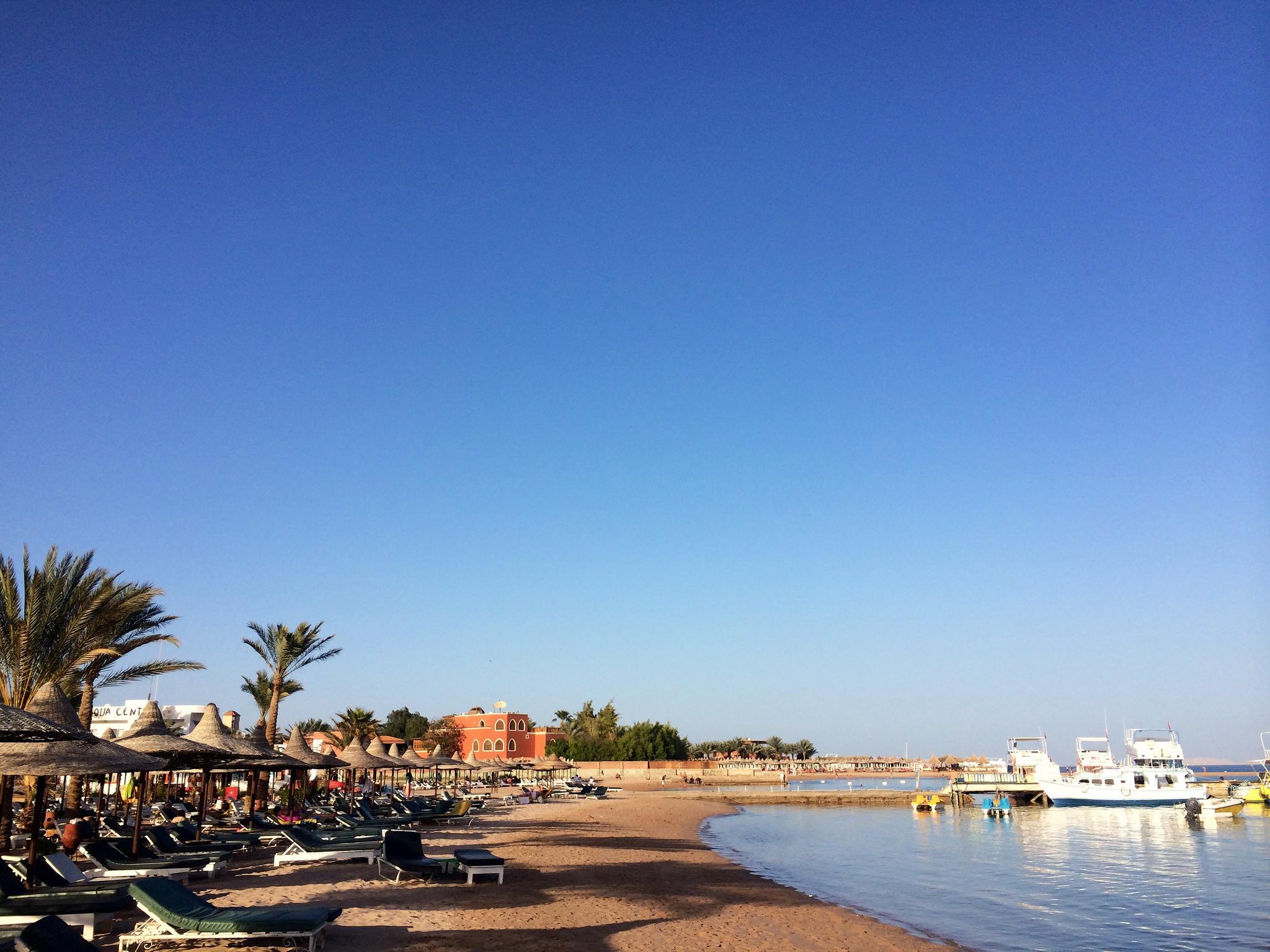 Das Wetter in Hurghada im März