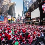 Das Wetter und Klima in New York im Dezember