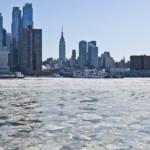 Das Wetter und Klima in New York im Januar