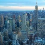 Das Wetter und Klima in New York im März