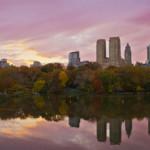 Das Wetter und Klima in New York im November