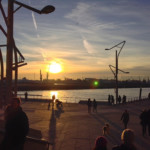 Das Wetter und Klima in Hamburg im Dezember