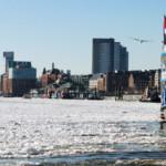 Das Wetter und Klima in Hamburg im Februar