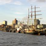 Das Wetter und Klima in Hamburg im November