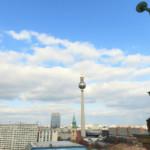 Das Wetter und Klima in Berlin im April