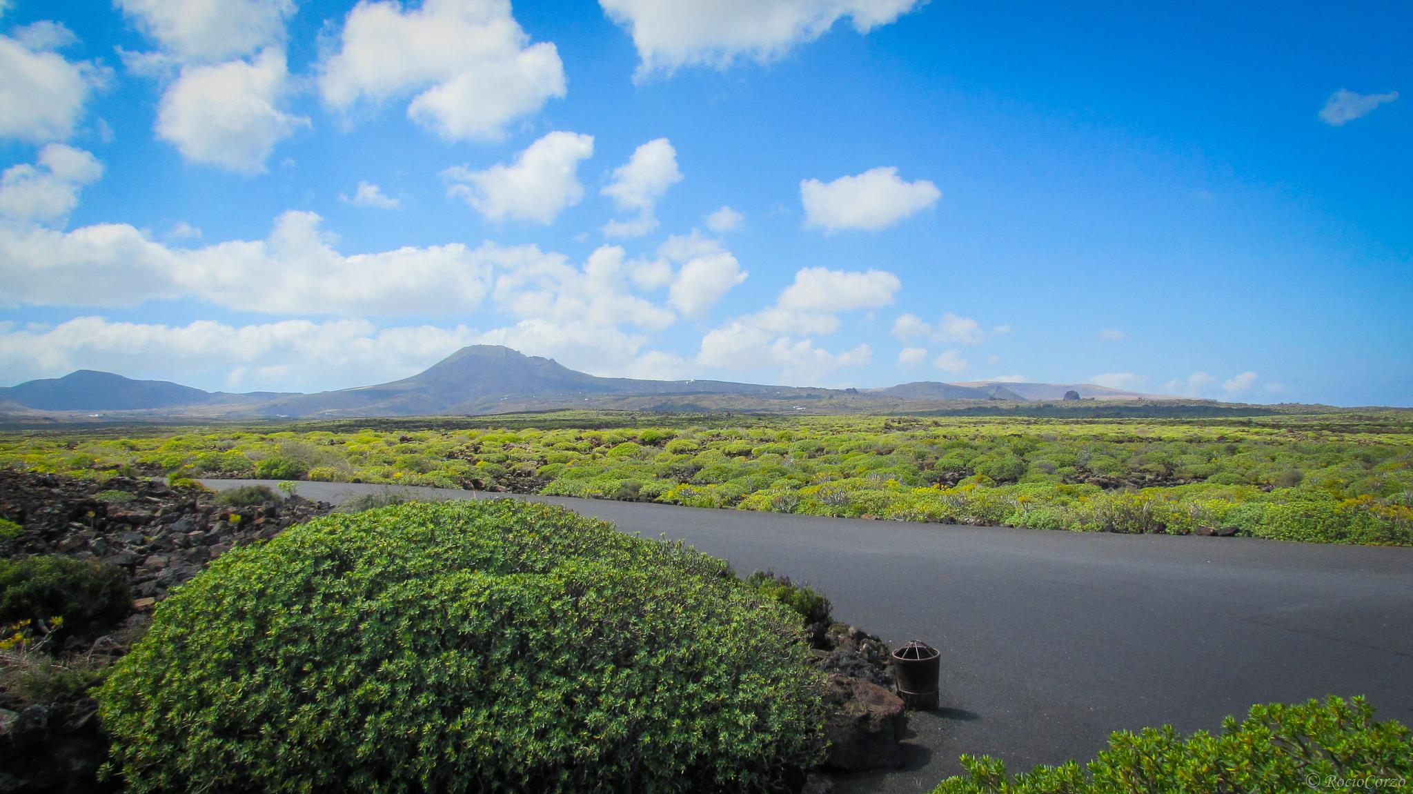 Das Wetter im April auf Lanzarote