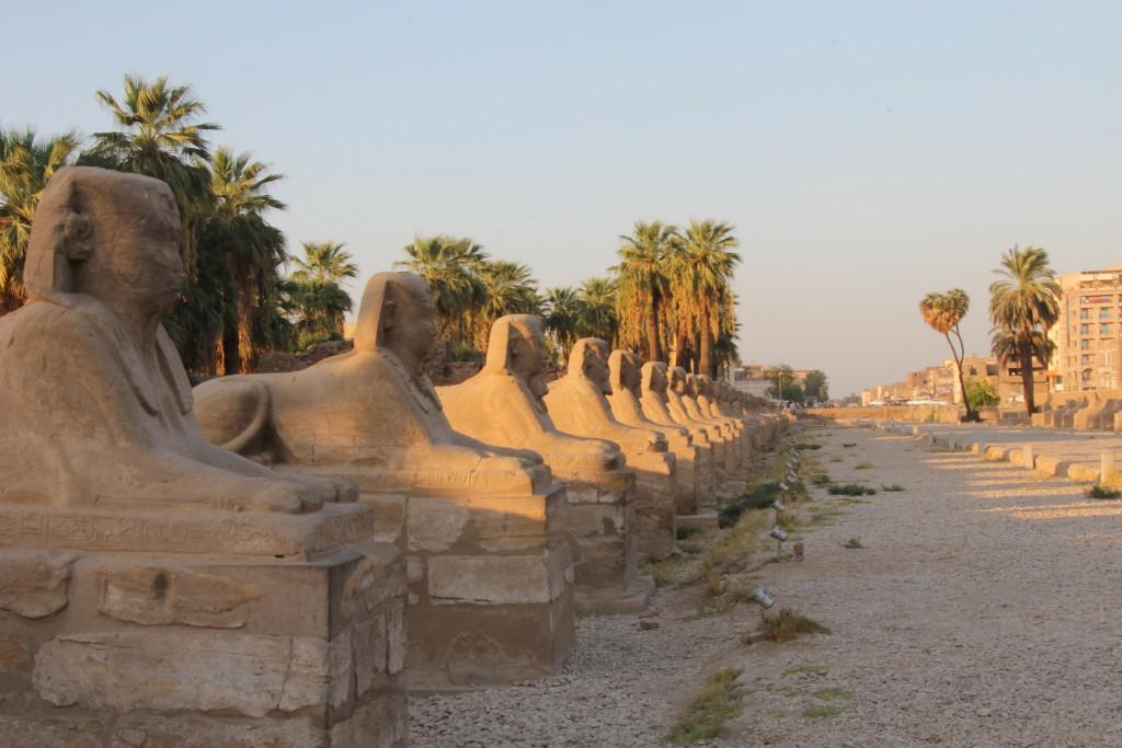 Ägypten August