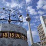 Das Wetter und Klima in Berlin im August