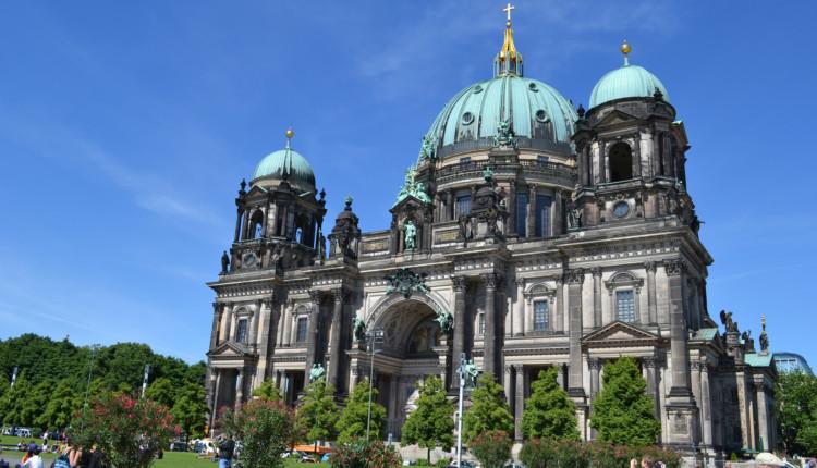 Berlin Juni 2021