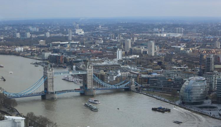 Wettervorhersage London