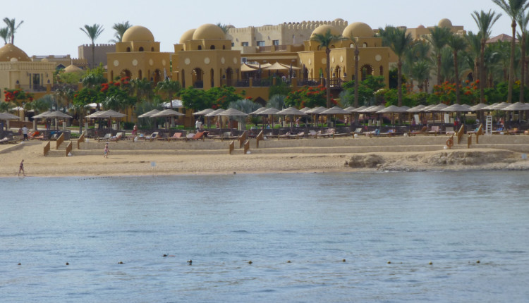 Temperatur ägypten Mai
