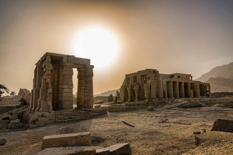 ägypten Wetter Juli