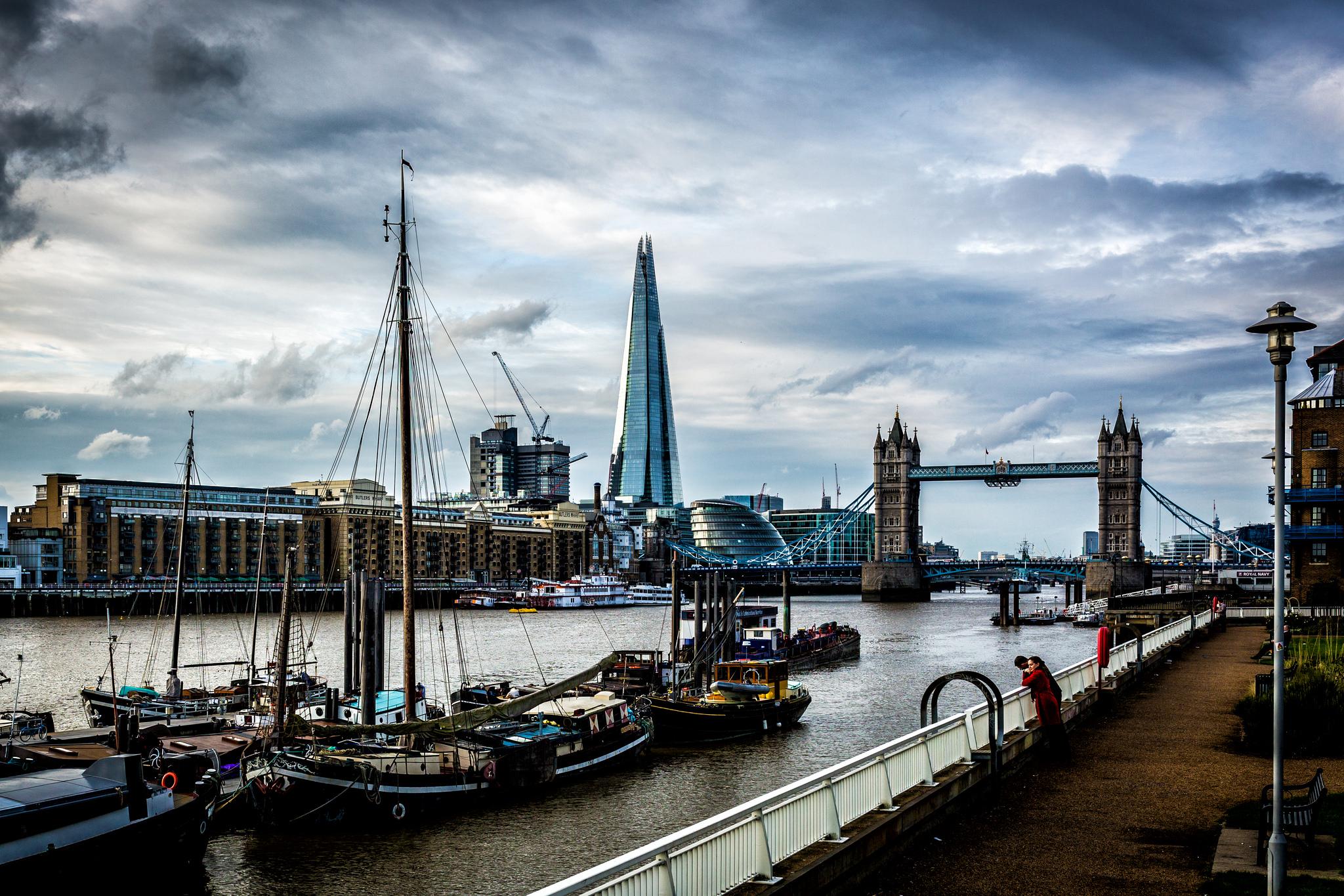 Wetter London Mai
