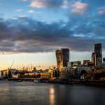 Das Wetter und Klima in London im Oktober