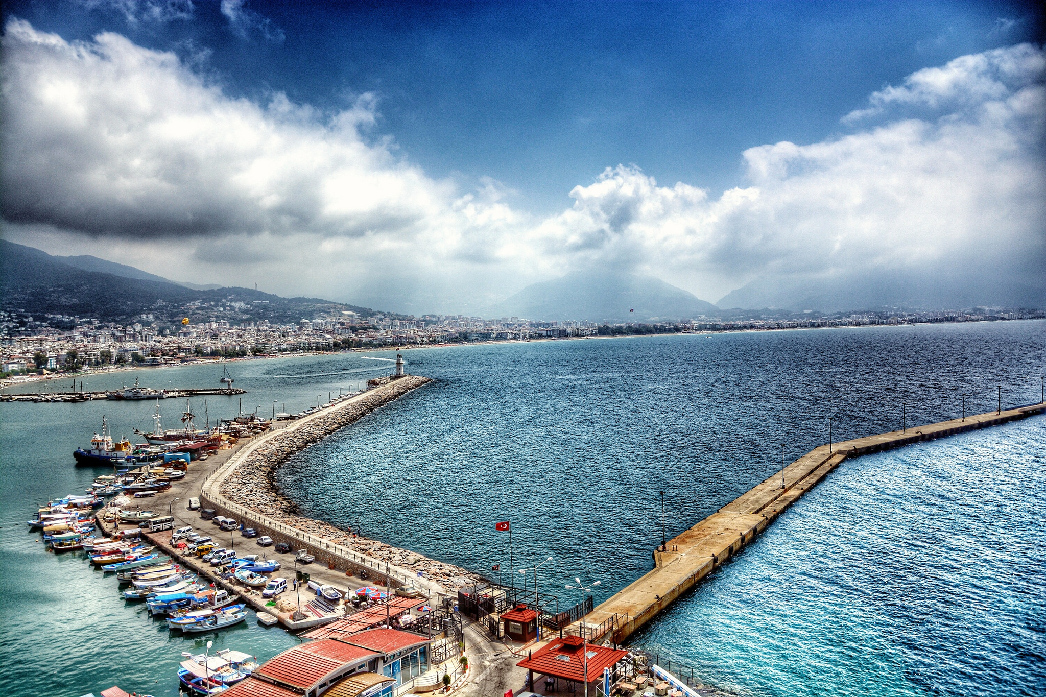 Wetter Alanya 10 Tage