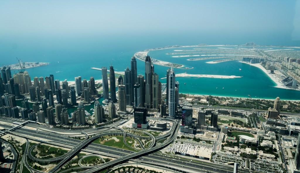 Wetter Dubai