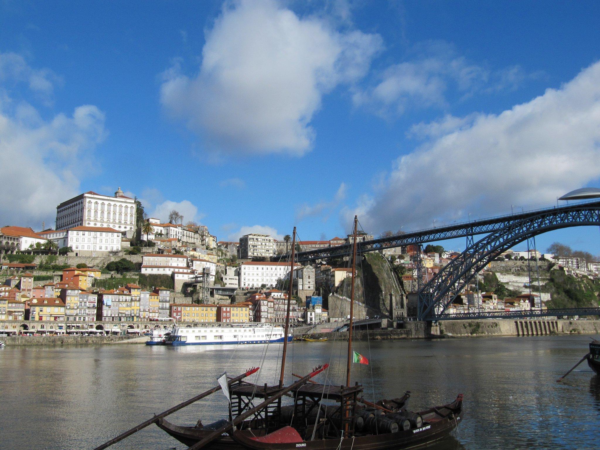 das wetter in portugal