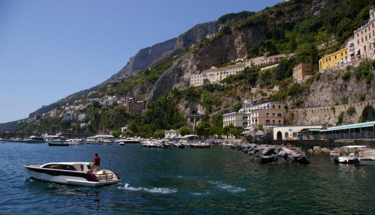 Italien Urlaub Juli 2021