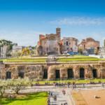 Das Wetter und Klima in Rom im Januar