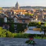 Das Wetter und Klima in Rom im Juli