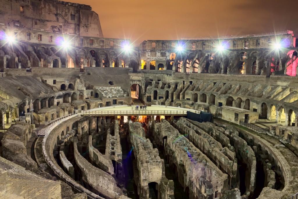 Temperatur Rom Oktober