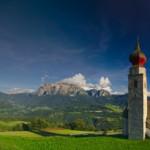 Das Wetter und Klima in Südtirol im August