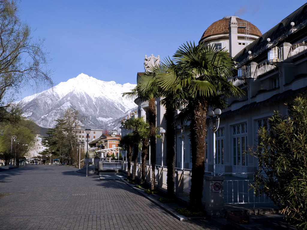 Das Wetter in Südtirol im Februar