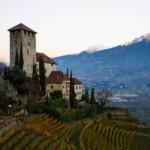 Das Wetter und Klima in Südtirol im November