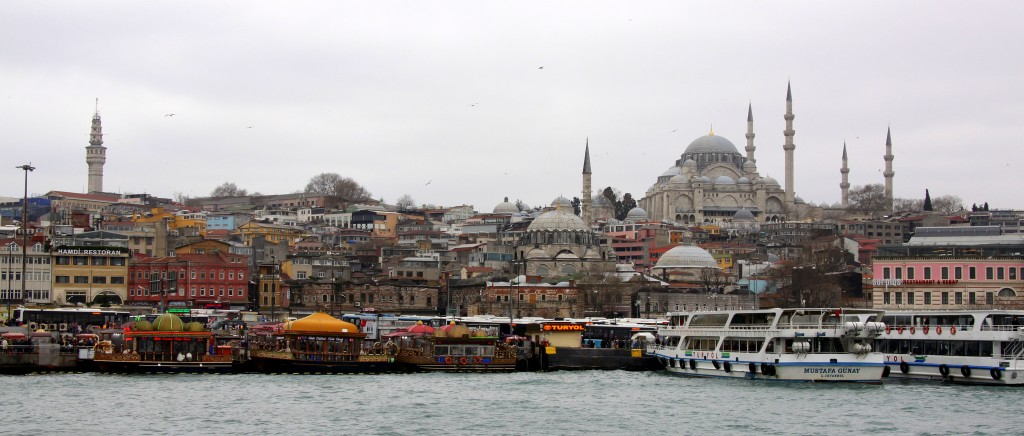 Wetter Istanbul Mai