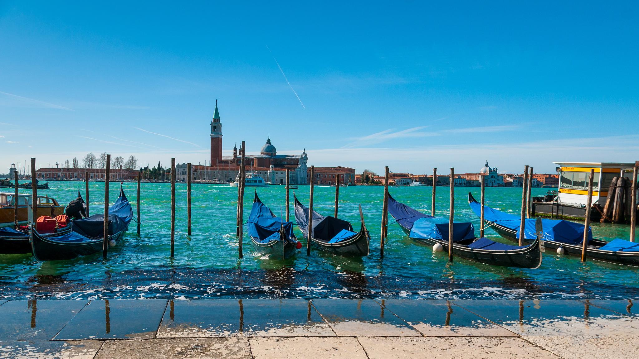 Wetter April Venedig