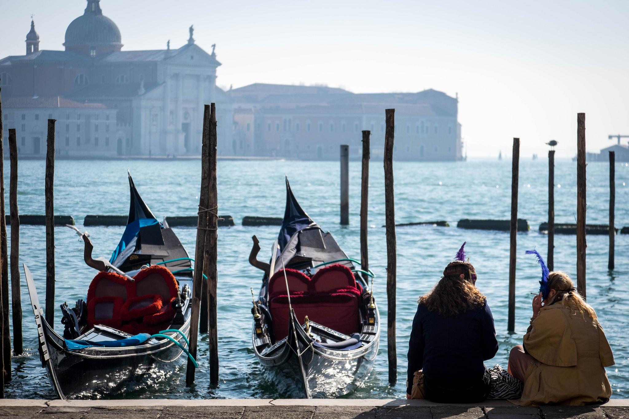 Das Wetter in Venedig im Februar