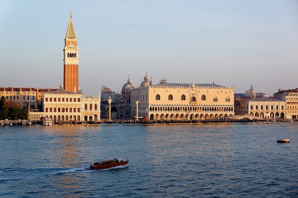 Wetter In Venedig Im April