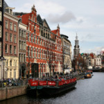 Das Wetter und Klima in Amsterdam im April