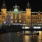 Das Wetter und Klima in Amsterdam im Dezember