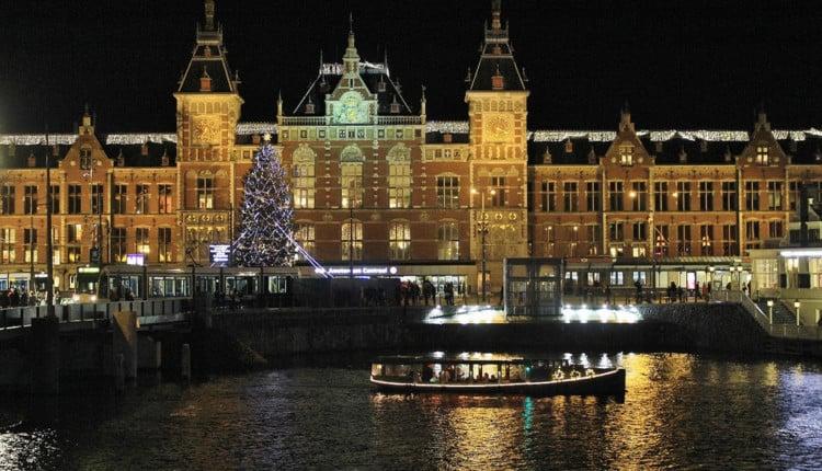 Wettervorhersage Amsterdam