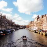 Das Wetter und Klima in Amsterdam im Februar