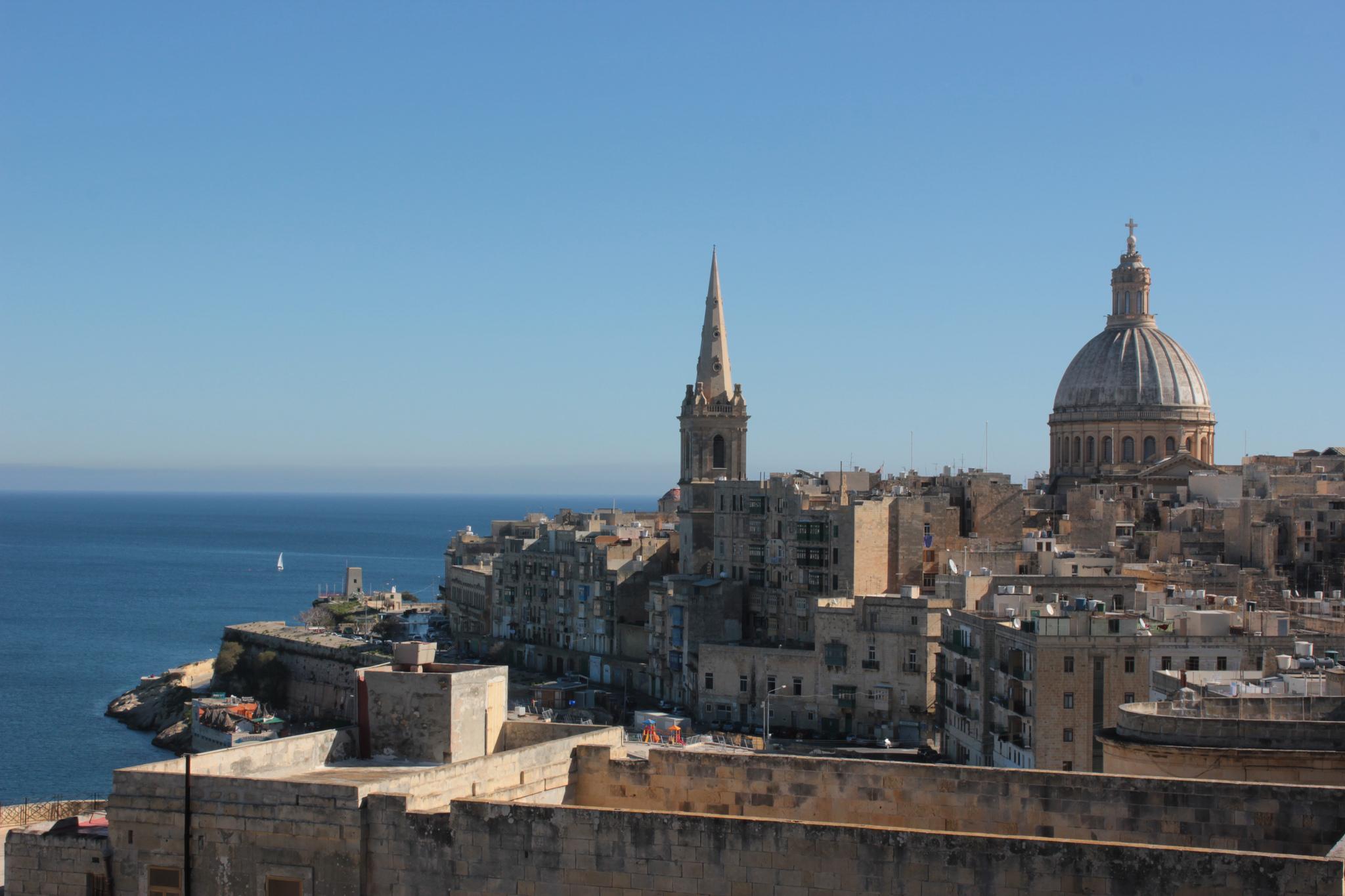 Das Wetter im Februar auf Malta
