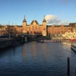 Das Wetter und Klima in Amsterdam im Januar