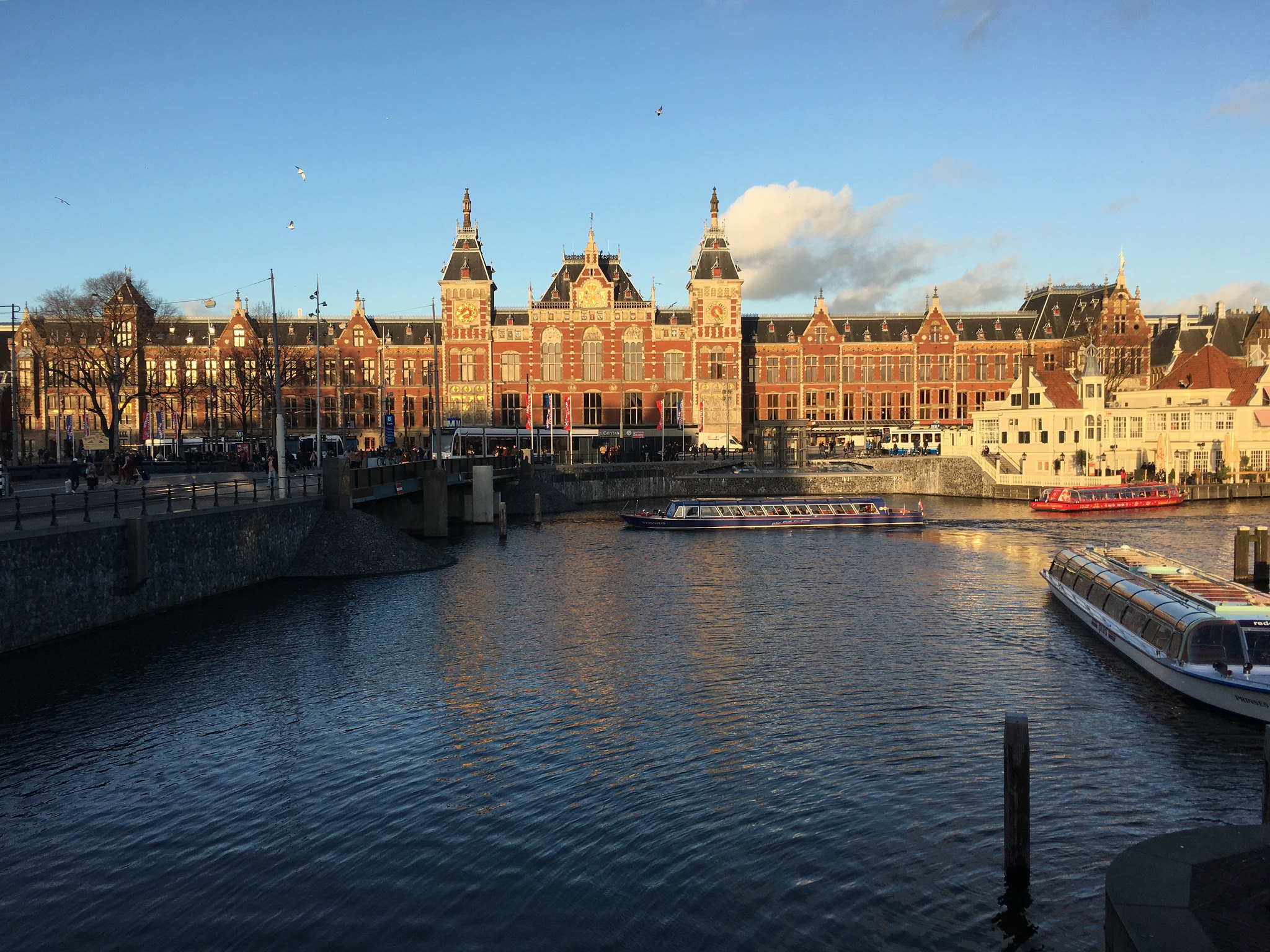 Wetter Amsterdam September