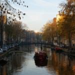 Das Wetter und Klima in Amsterdam im November