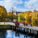 Das Wetter und Klima in Dänemark im Oktober