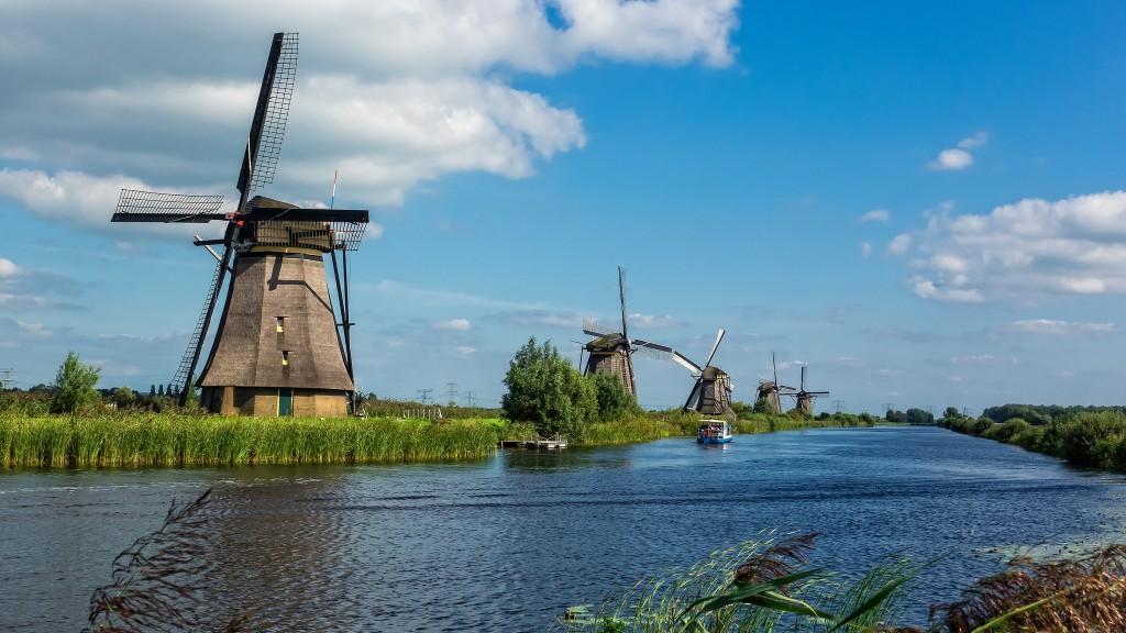 Niederlande Wetter