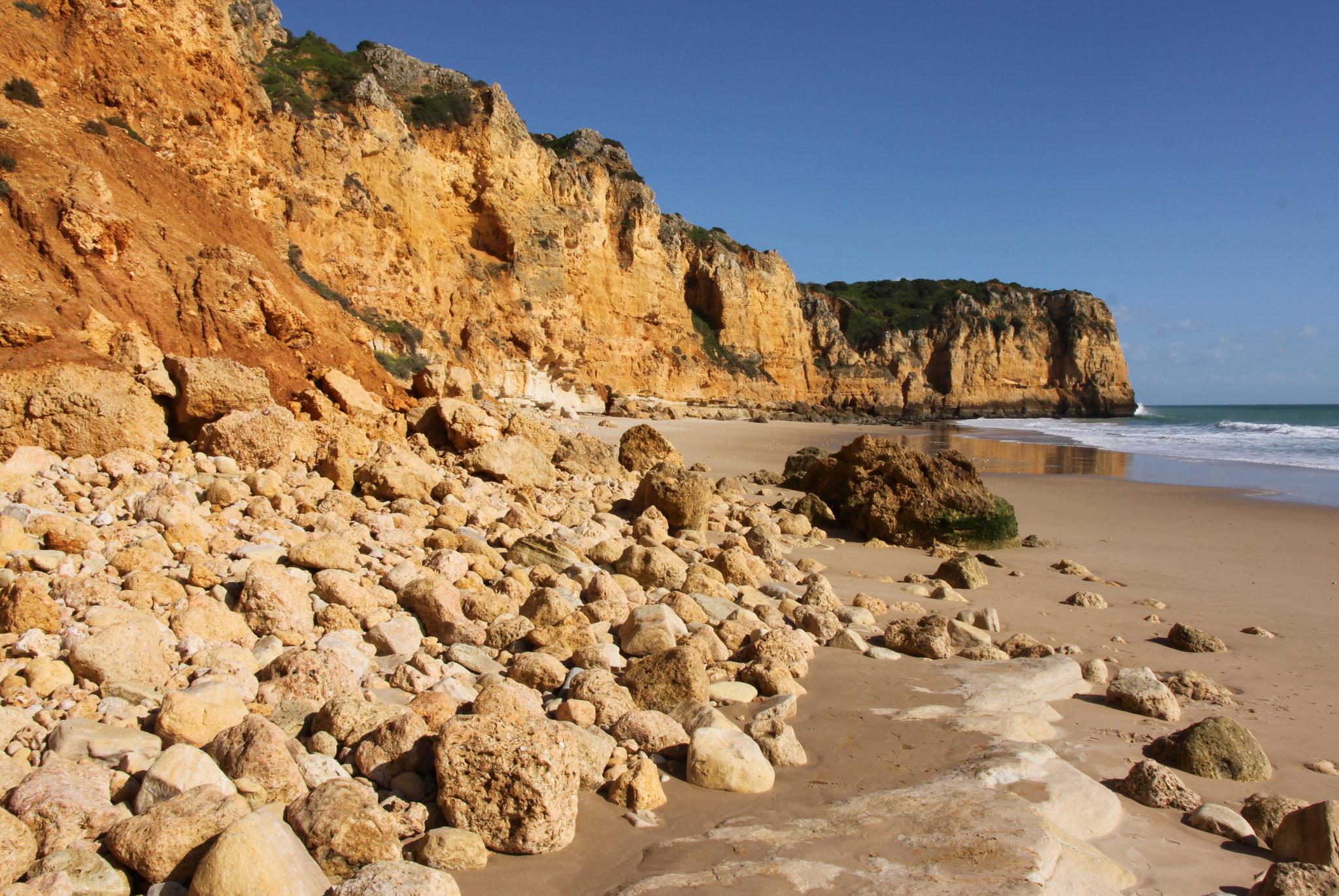 Das Wetter im Februar der Algarve