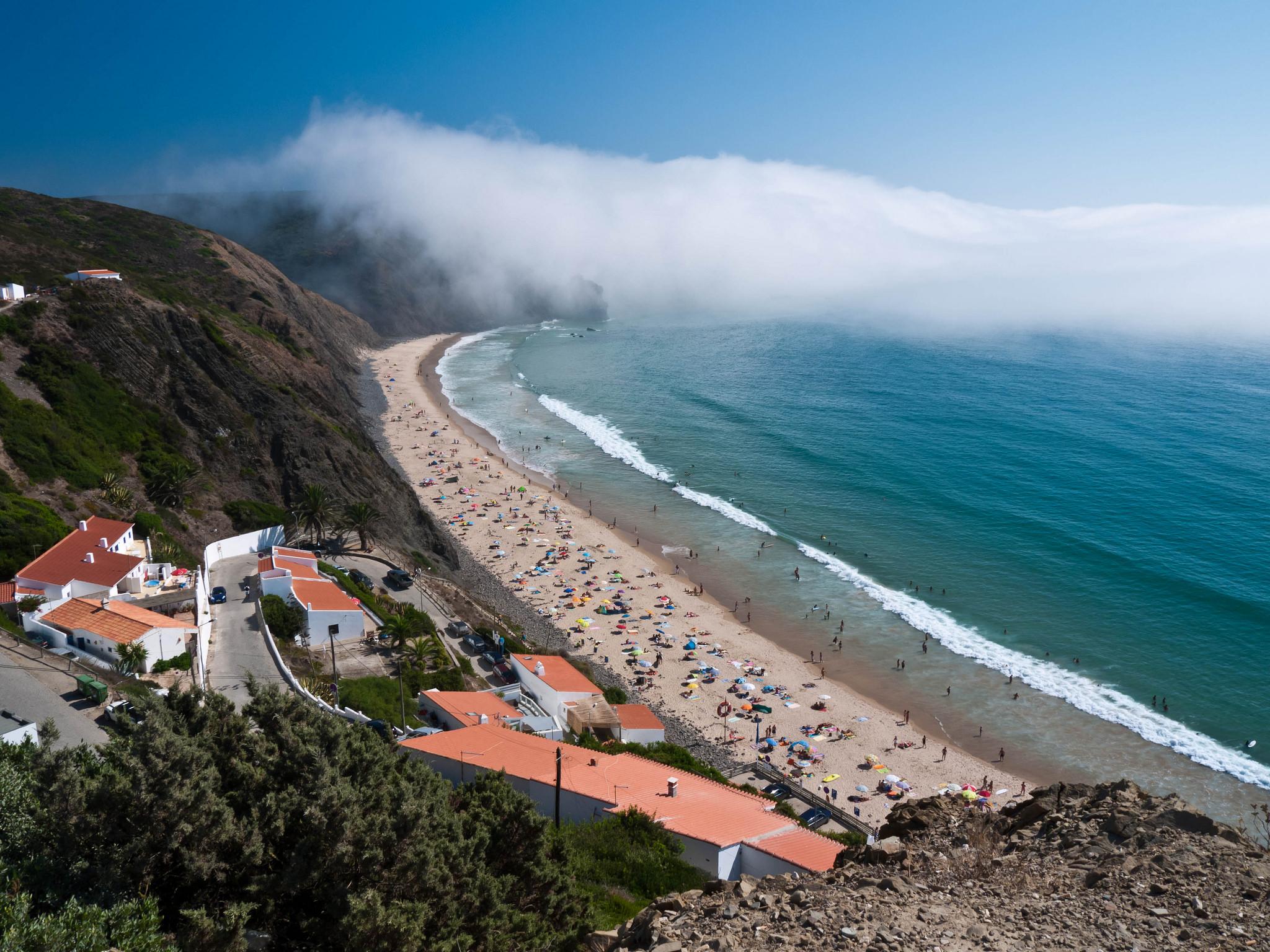 Das Wetter im Januar der Algarve
