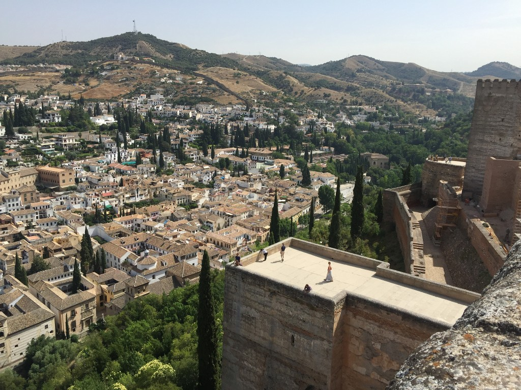 Wetter Andalusien