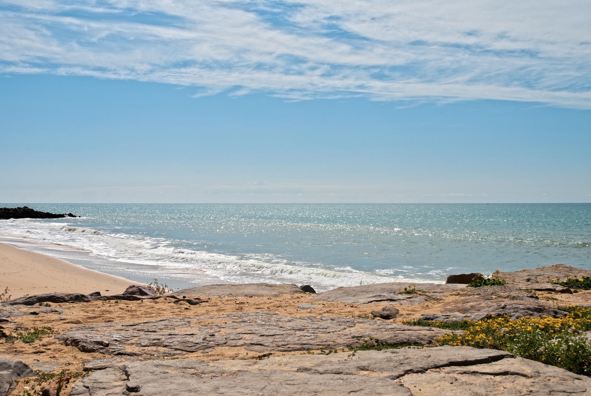 Das Wetter im März der Algarve