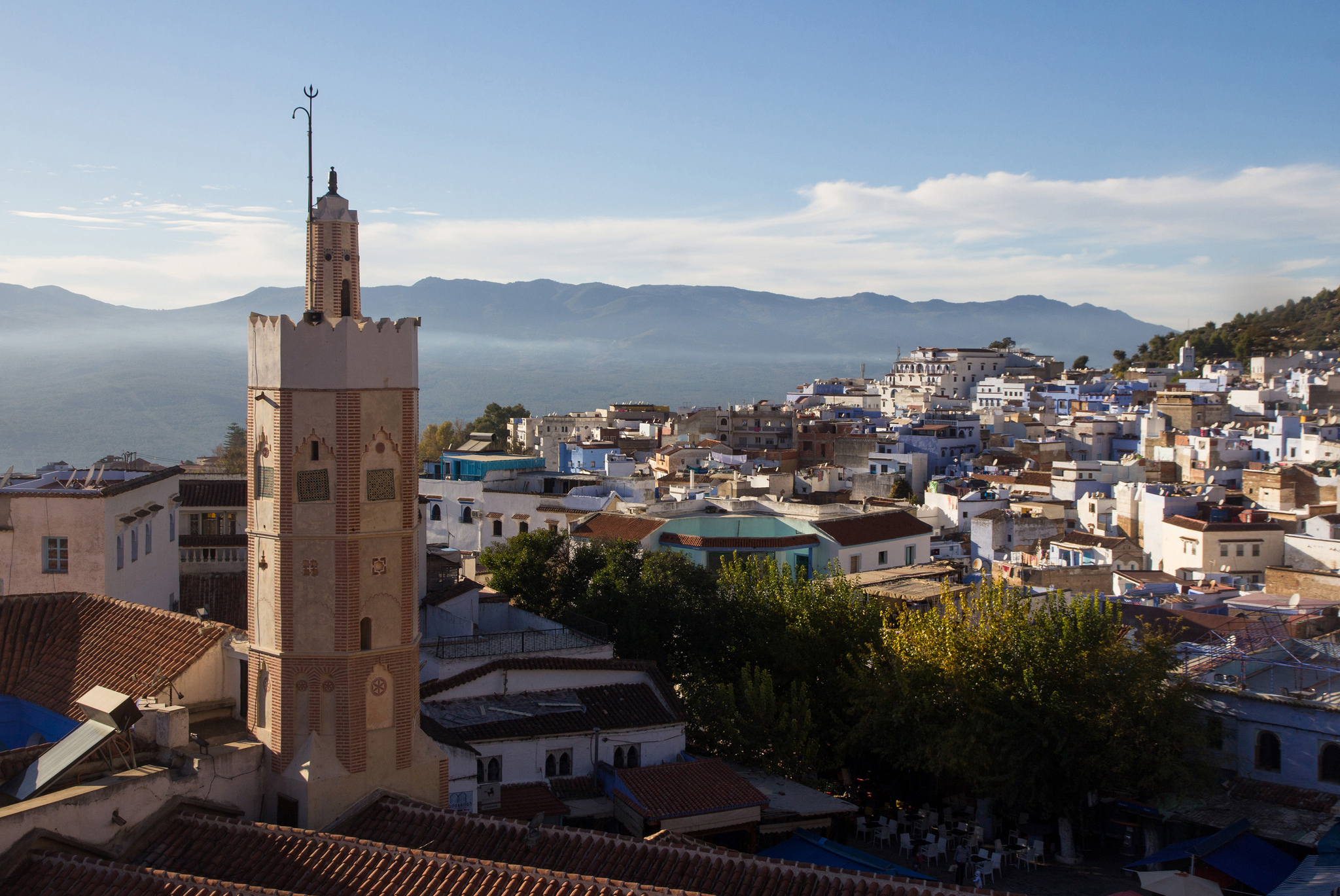 aktuelles wetter marokko