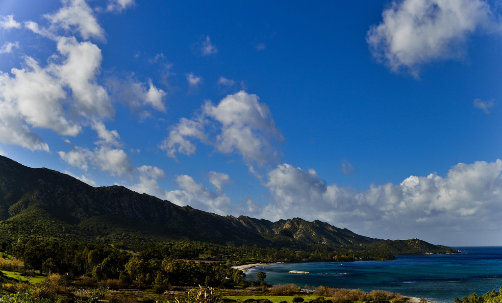 Das Wetter im Januar für Korsika